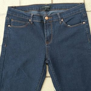 """Forever 21 Skinny Stretch Jeans, Size 30"""" X 28"""""""